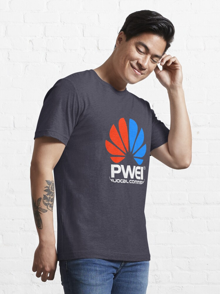 Alternate view of PWEI Vocal Comms Essential T-Shirt