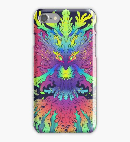 Neon Critter iPhone Case/Skin