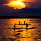 The Congo River by Jacob Simkin