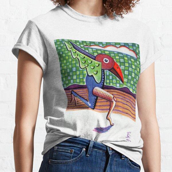The Running Bird Classic T-Shirt