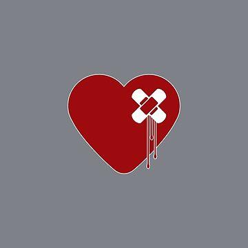 Heart Broken by adorman