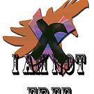 I am not Free -TS by Antanas T-Shirts