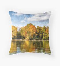 Hawkestone Shores Throw Pillow