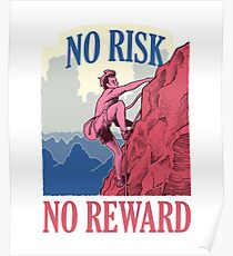 No Risk Poster