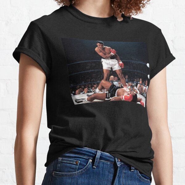 Muhammad Ali brutally knocked out Sonny Liston Classic T-Shirt