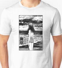Uzumaki - Meer Unisex T-Shirt
