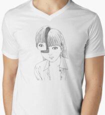 Shintaro – Where is My Mind? Men's V-Neck T-Shirt