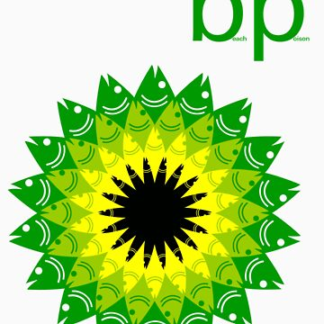 BP stands for BEACH POISON. by Opipop