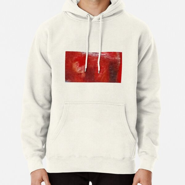 Digital Abstract N12. Pullover Hoodie