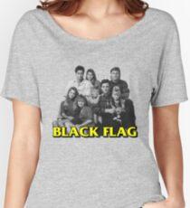 Full Flag Women's Relaxed Fit T-Shirt