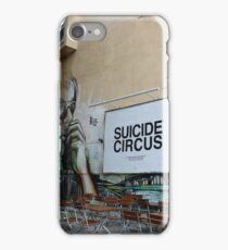 Suicide Circus v.1 iPhone Case/Skin