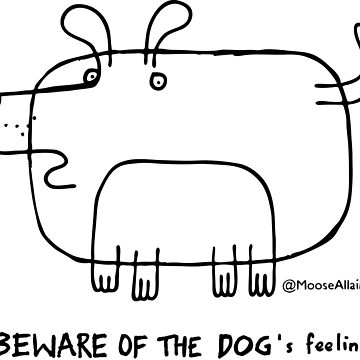 Beware of the dog by worldofmoose