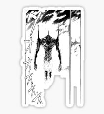 Evangelion – Unit-01 Sticker