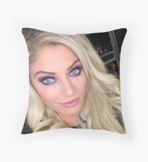 Alexa Bliss Throw Pillow