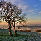 Winter Sunrise by Gareth Jones