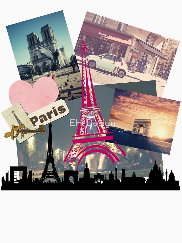 I love Paris von EH-Design