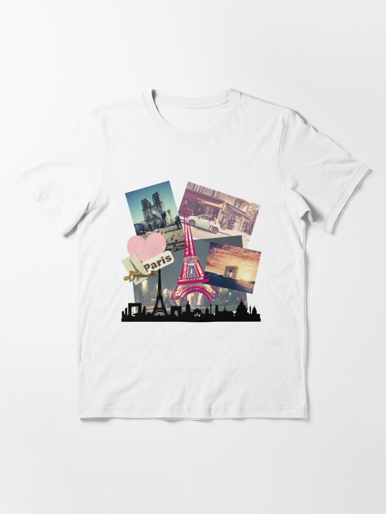 Alternative Ansicht von I love Paris Essential T-Shirt