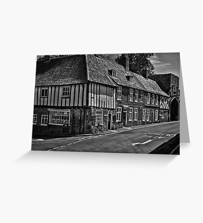 Gift Rooms Greeting Card