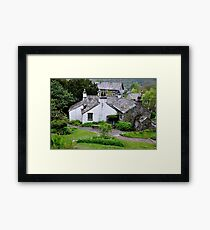 Dove Cottage   Framed Print