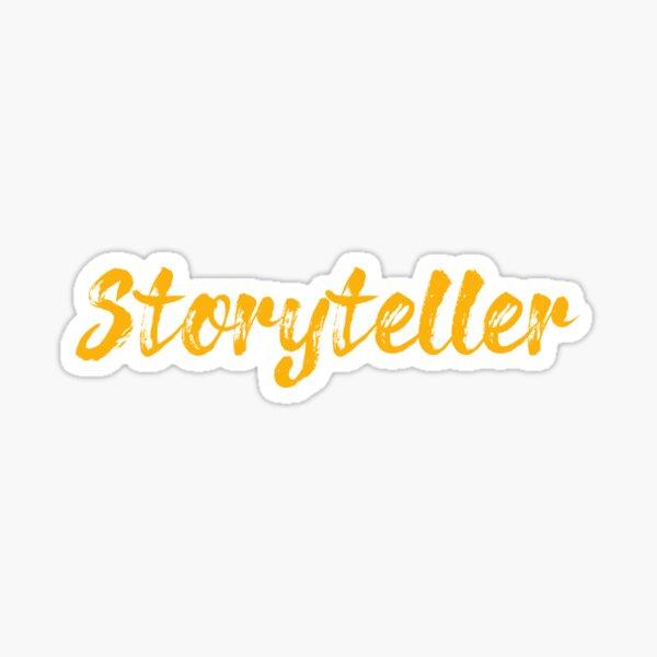 wordrave - Storyteller Sticker