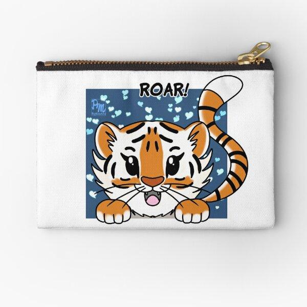 Little Tiger Zipper Pouch
