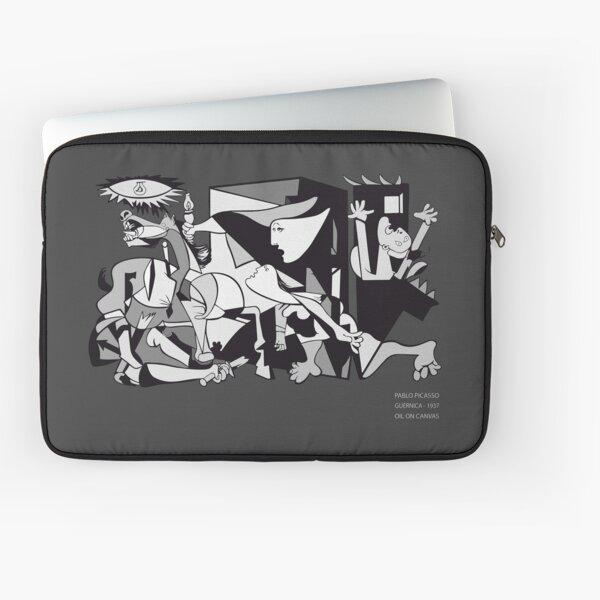 Pablo Picasso Guernica 1937 Artwork Reproduction Laptop Sleeve