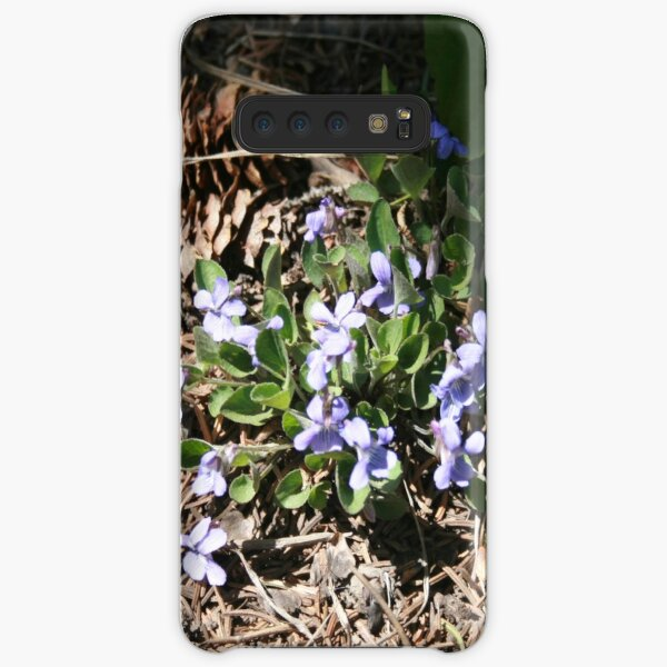 First Flower of the Spring Samsung Galaxy Snap Case