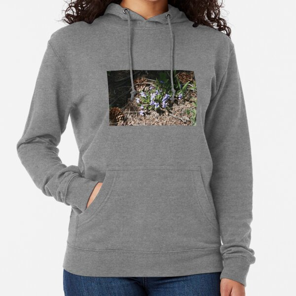 First Flower of the Spring Lightweight Hoodie