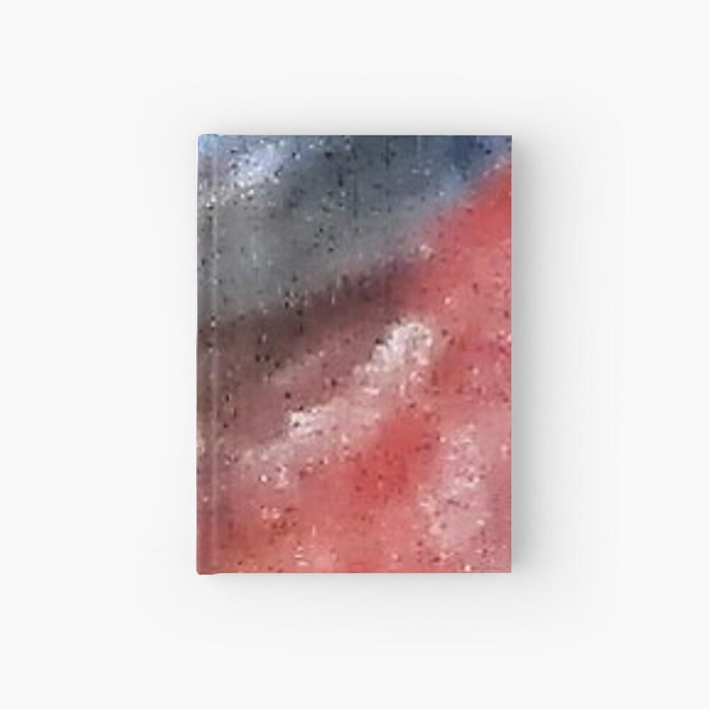 Digital Abstract N15. Hardcover Journal