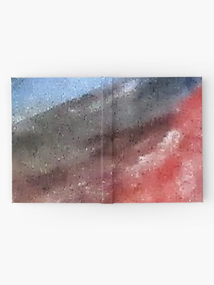 Alternate view of Digital Abstract N15. Hardcover Journal