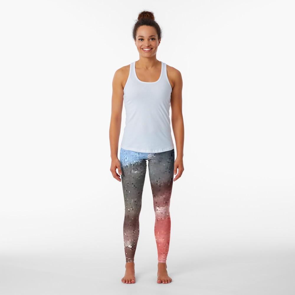 Digital Abstract N15. Leggings