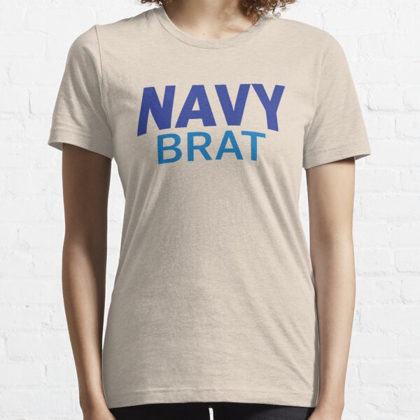 Navy Brat - Blues Essential T-Shirt