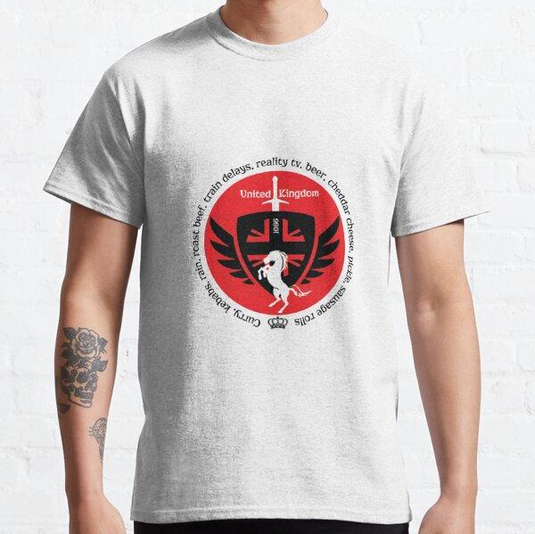 United Kingdom Shirt - Brexit tshirt - British tshirt - England Shirt - England tee - UK t-shirt Classic T-Shirt
