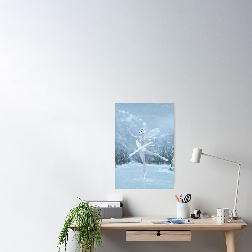 Snow Dancer Poster