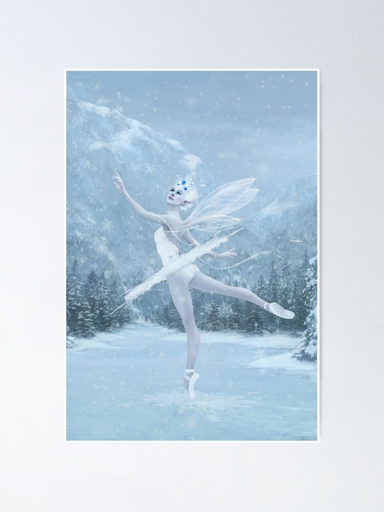Alternate view of Snow Dancer Poster
