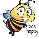 Bee Happy with Me by Amber Witt