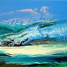 Above The Horizon 5 by Jacob Jugashvili