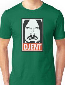 Djent Face Unisex T-Shirt