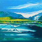 Above The Horizon 7 by Jacob Jugashvili