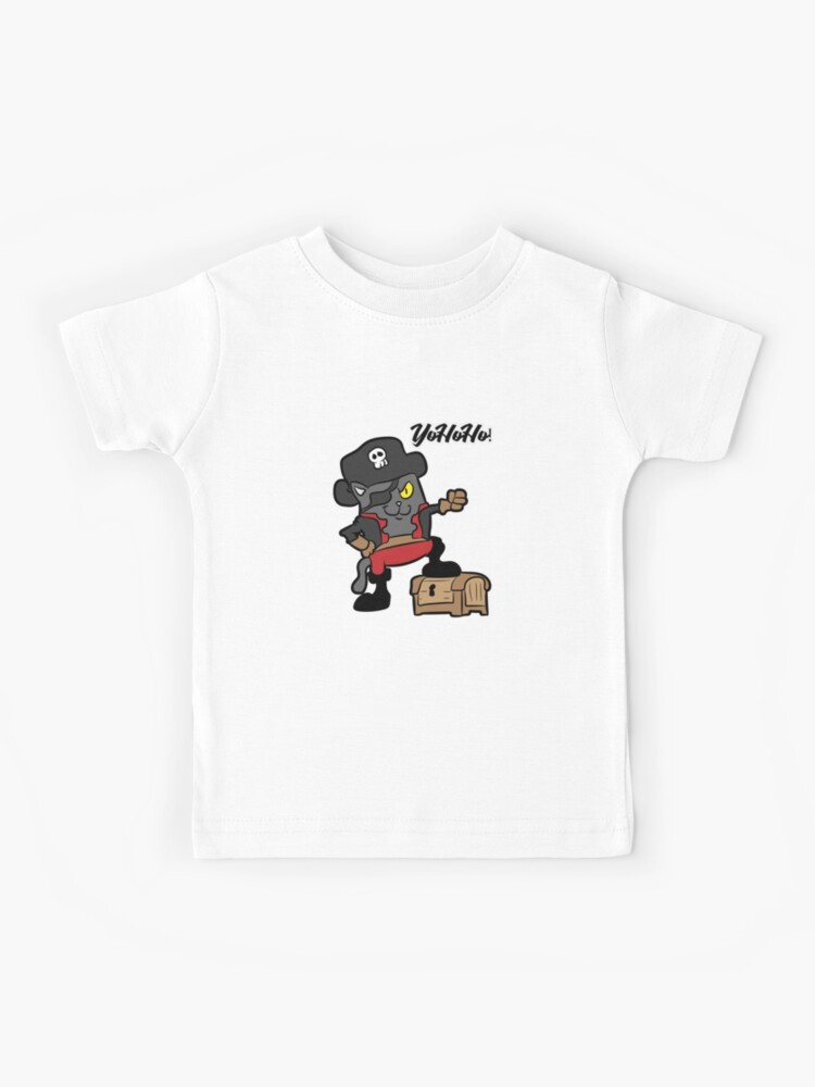 Pirate Cat Youth T-Shirt