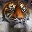 DTE - Proud Tiger by Jon Mack