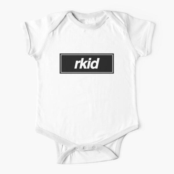 rkid - Liam Gallagher Inspired Short Sleeve Baby One-Piece