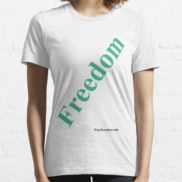 Freedom Green Essential T-Shirt
