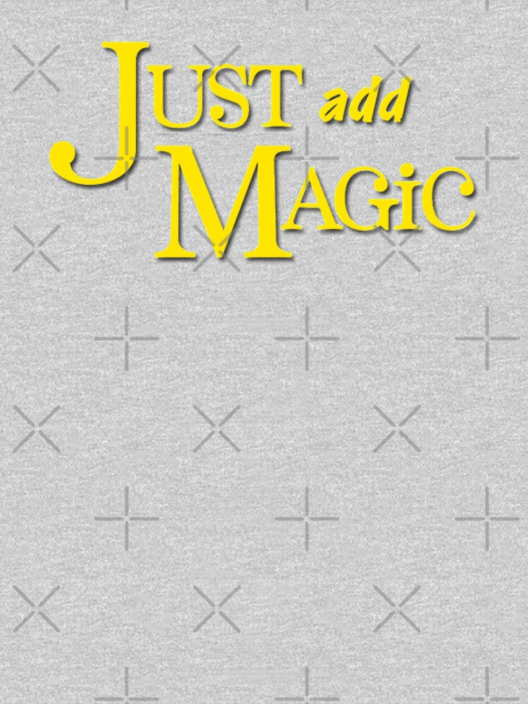 Just Add Magic by symbolized