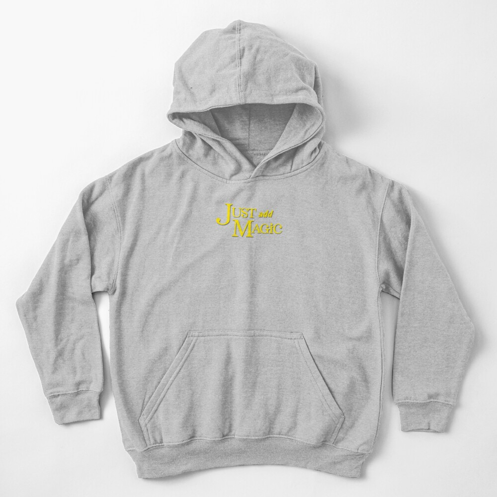 Just Add Magic Kids Pullover Hoodie