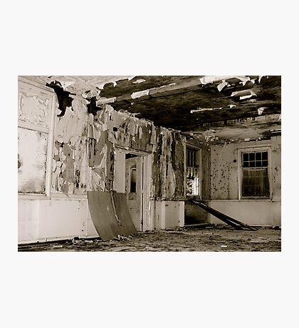 Harperbury - Decay Photographic Print
