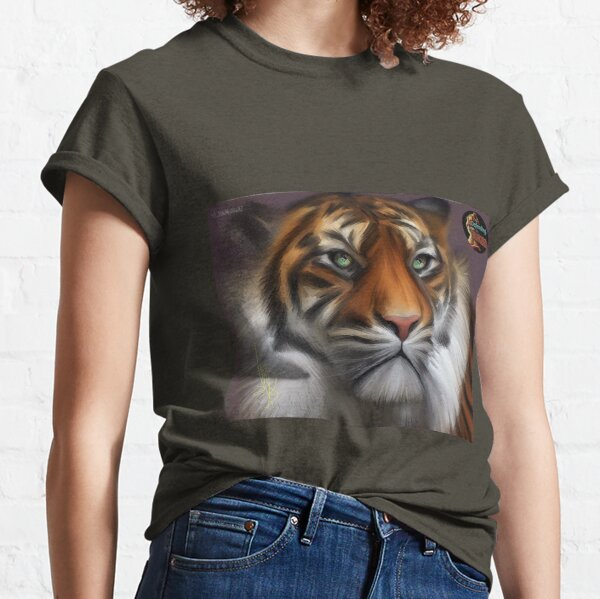 DTE - Proud Tiger Classic T-Shirt