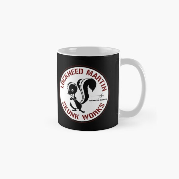 Skunk Works - ADP Roundel Patch - Clean Style Classic Mug