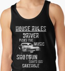 House Rules Tank Top