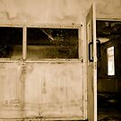 Harperbury - Exit by Richard Pitman